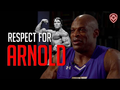 How Ronnie Coleman Views Arnold