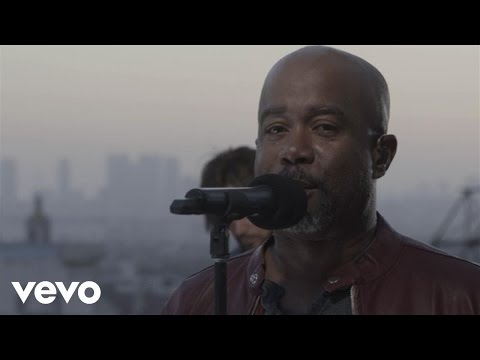 Darius Rucker  If I Told You Top Of The Tower