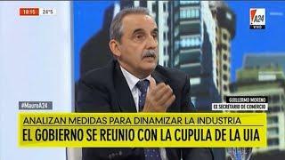Guillermo Moreno en A24 12/03/18