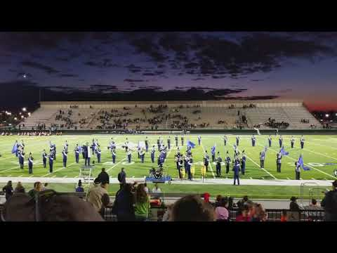Valley Forge High School Marching Band - 9/14/17, Byers Field