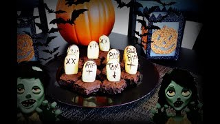 How to make Halloween Brownies Recipe