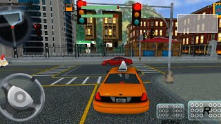 City Taxi Driving simulator: PVP Cab Games 2020 #1.Android gameplay club screenshot 1