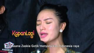 Buktikan Nasionalisme, Zaskia Gotik Hafal Lagu Indonesia Raya