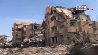 La guerra de Siria entra hoy en su noveno año