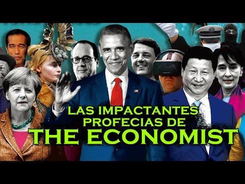 Las IMPACTANTES profecias de The Economist , la revista de los ROTHSCHILD | VM Granmisterio
