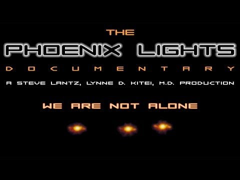 The Phoenix Lights (2009 VERSION) - the Documentary - FREE MOVIE