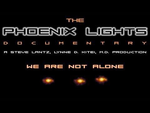 The Phoenix Lights - Documentary - FREE MOVIE