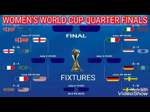 Pick the world cup fixtures and results today