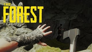 The Forest Gameplay Walkthrough Part 2 // Open World Horror Survival Game ( Surviving the Monsters )