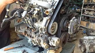 Remplacement pompe injection diesel - فورد رانجر  استبدال  مضخة المازوت من كهربائية الى عادية