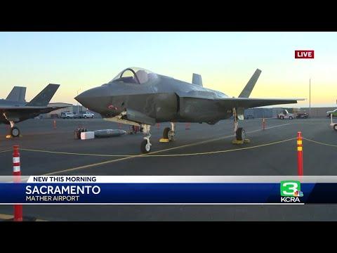 Sneak Peek At The California Capital Air Show