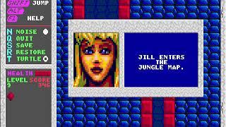 [TAS] DOS Jill of the Jungle: Volume I - Jill of the Jungle by slamo in 06:40.85