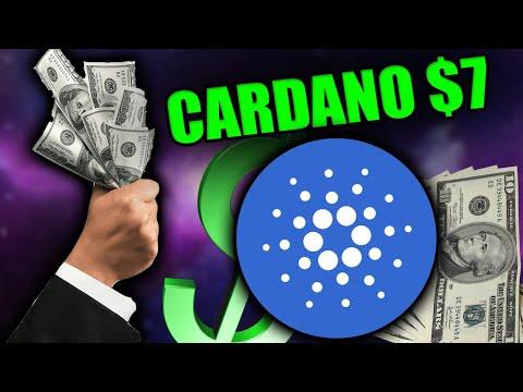 EXPERT REVEALS: CARDANO TO HIT $7 – Crypto News