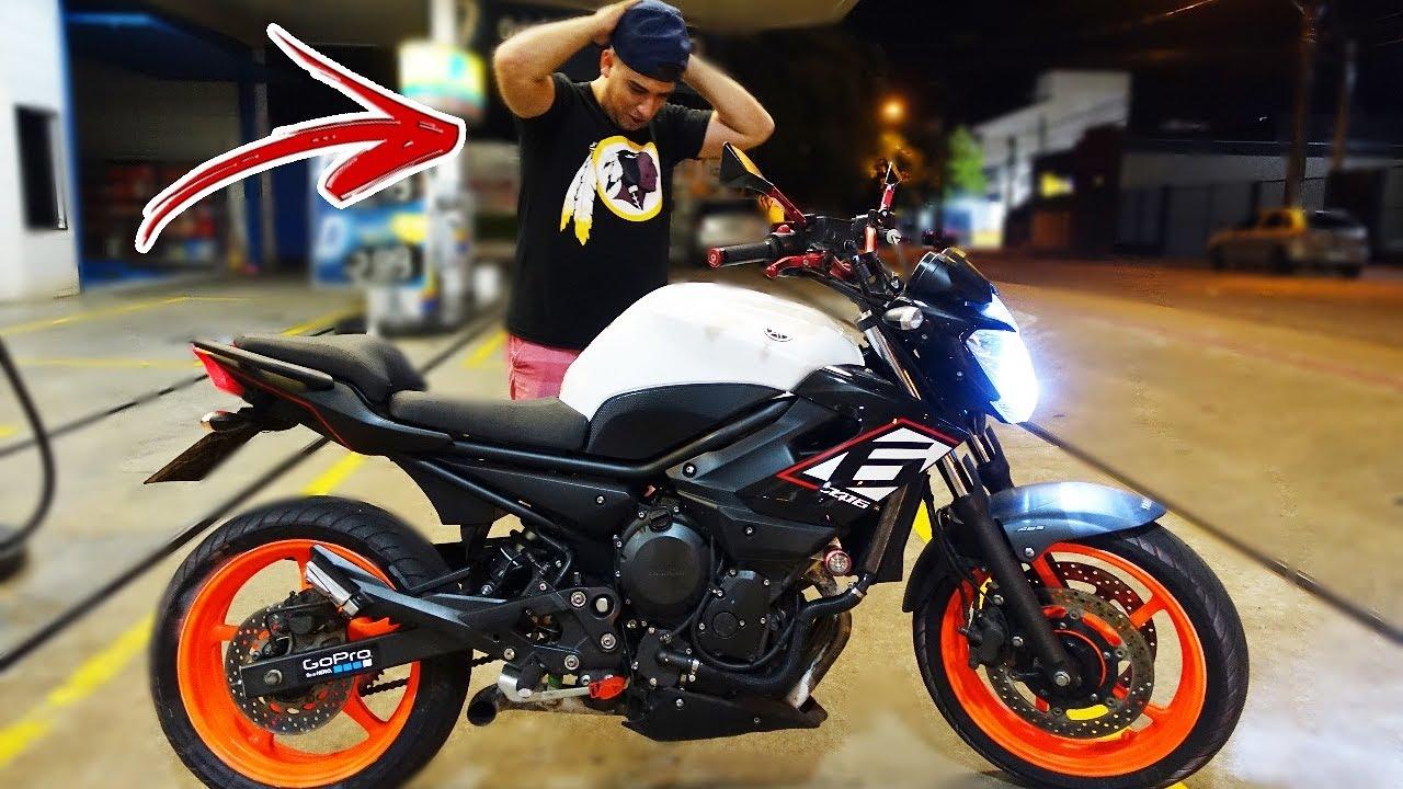 Moto Stop Yamaha
