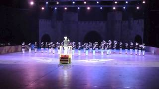2nd Marine Aircraft Wing Band, USMC, Performs at Canadian International Military Tattoo 2011