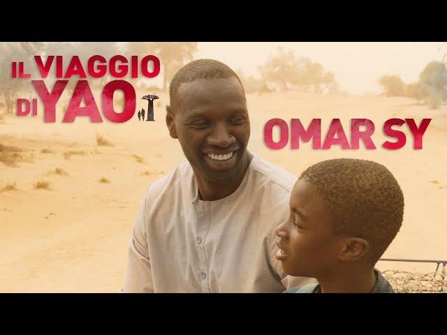 OMAR SY torna al cinema con IL VIAGGIO DI YAO - Dal 4 Aprile