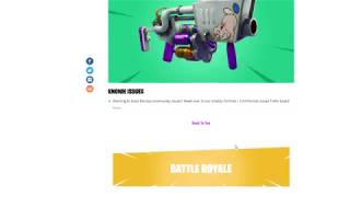 Fortnite - Patch Note 3.4 Overview - Vending Machines!!