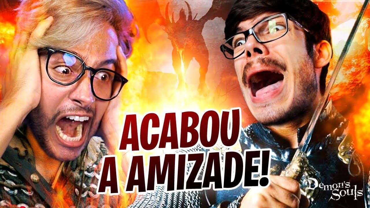 Download COMO DESTRUIR SUA AMIZADE ft. Gaybol