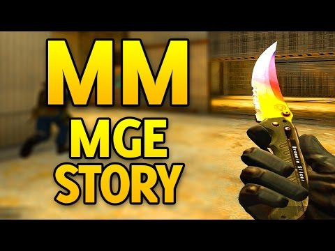 CS GO Competitive Story (MGE CSGO Story)