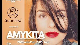 Concert en Live Stream d'Amykita (français)