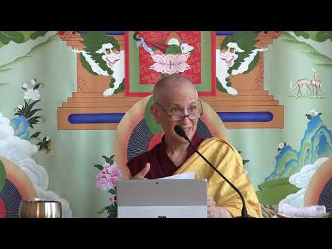 87 The Course in Buddhist Reasoning & Debate: The Challenger Responds to the Defender 08-15-19
