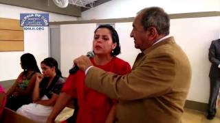 Testimonio en la Iglesia Barrio La Hermosa - Santa Rosa, Risaralda