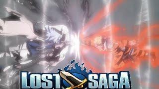 Lost Saga Sage Naruto and Sasuke Gear Design Cosplay