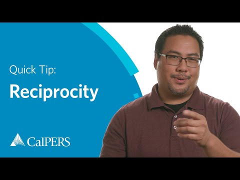 CalPERS Quick Tip: Reciprocity