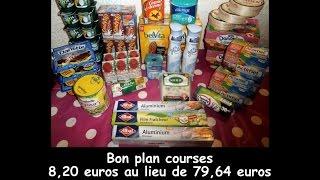 Video 💶 Bon plan courses 💶 8€ au lieu de 79€ 💶 Carrefour 💶 download MP3, 3GP, MP4, WEBM, AVI, FLV Agustus 2017