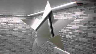 Projekat montaže LED rasvete u kuhinji i ispred plakara
