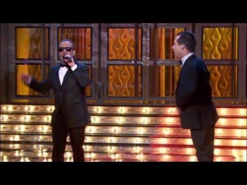 El rap de Resines en los Premios Goya 2012