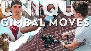 10 UNIQUE Cinematic Gimbal Movements