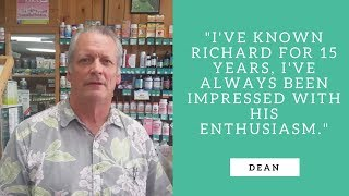 Ive Known Richard For About 15 Years, IVe Always Very Impressed With His Enthusiasm. -Dean