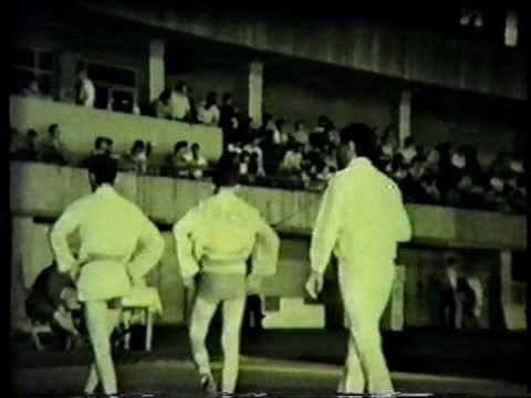 Будни спортшколы и первенство СССР в Пензе 1991.