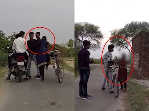 Shocking: Group of boys harass girl, arrested by UP police