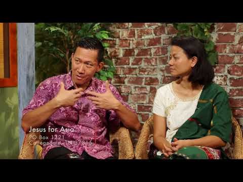 Jesus For Asia Now 40 Ramon & Shandy Tengkano Part 2