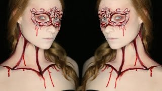 Carved Masquerade Mask | Special FX Series (CC)