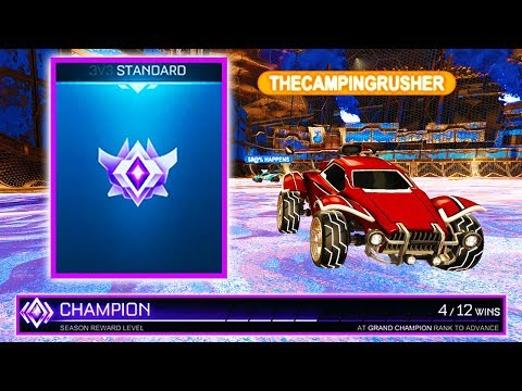 NEW S6 GRAND CHAMPION REWARDS!? ( 10 Games From GC - Rocket League ) thumbnail