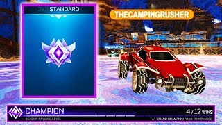 NEW S6 GRAND CHAMPION REWARDS!? ( 10 Games From GC - Rocket League )