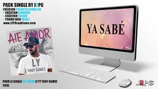 Single - AIE AMOR - LY Ft. Tony Gomez  (Design - Promoweb by #J2PG )
