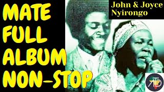 John and Joyce Nyirongo Mate Album All Songs Non-stop - Includes Sebe, Sala, charity - Zambian Music