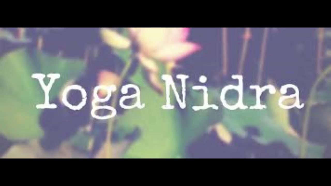Yoga Nidra Visualizations Youtube