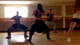 b o b ft 2 chainz headband   choreography aimee lane