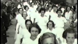 Berkel en Rodenrijs 1953, Verenigingen optocht