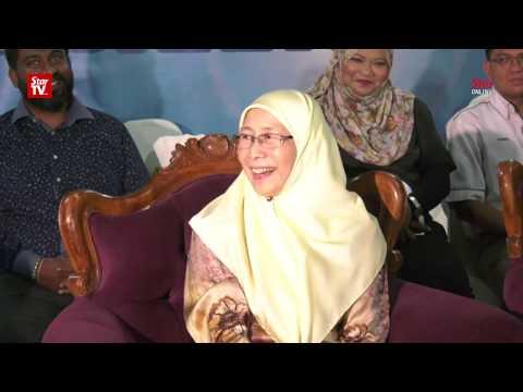 Wan Azizah: Anwar will be released from Cheras tomorrow