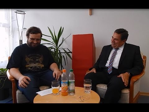 Polit - Talk - Interview - Herbert Woerlein (MdL) - Bundestagskandidat