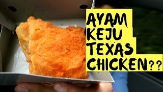 #65: Texas Fried Chicken Punya Ayam Keju?! | Cruncheese Chicken