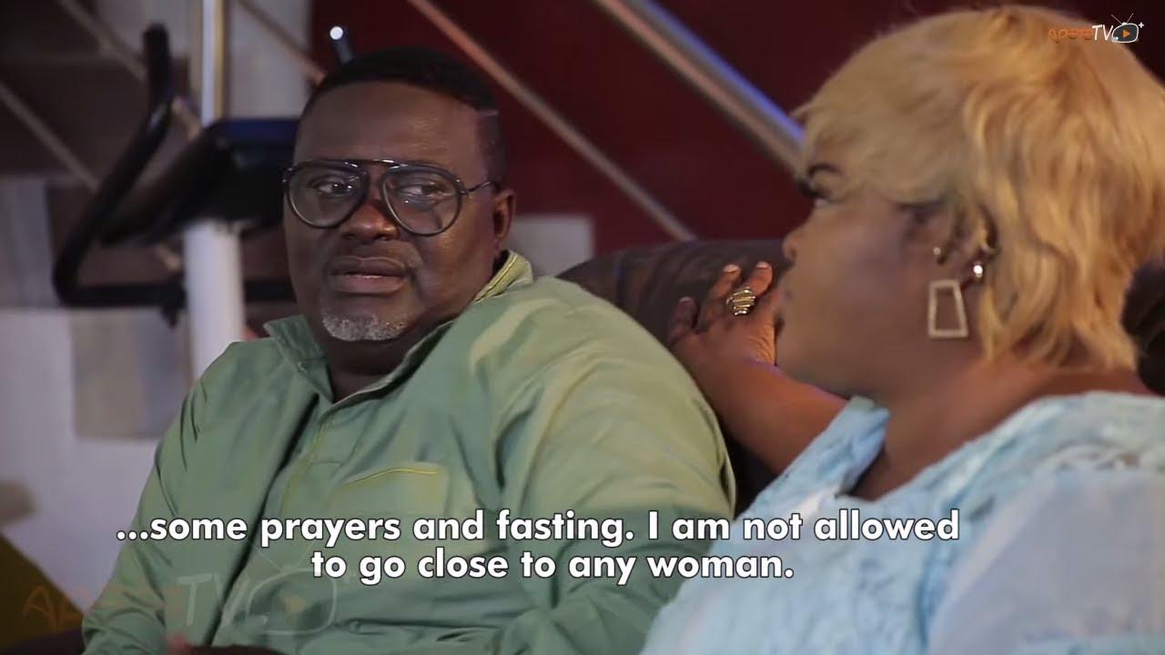 Download Kokoro Oju Latest Yoruba Movie 2020 Drama Starring Allwell Ademola   Antar Laniyan   Aishat Raji
