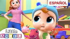 ¡Oh no, hice un desastre!   Canción Infantil   Bebé Juan en Español