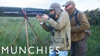 Hunting and Foraging: MUNCHIES Guide to Scotland (Episode 4)